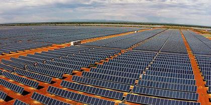 Sishen Solar Plant, by Acciona Energia