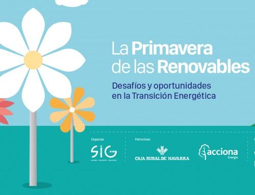 Primavera renovable: Desafíos y oportunidades en la transición energética