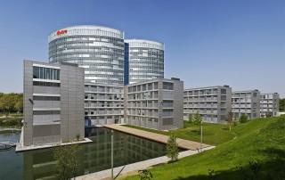 E.ON Headquarters, photo by E.ON