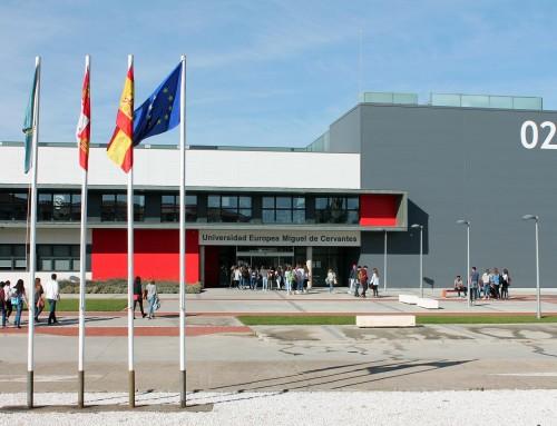 """Formación On-line en la titulación """"Ingeniería de Organización Industrial"""" de la Universidad Europea Miguel de Cervantes"""