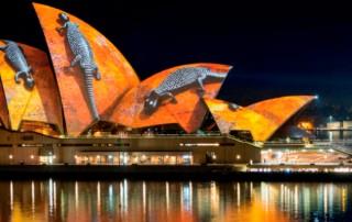 Fuente, turismo Australia